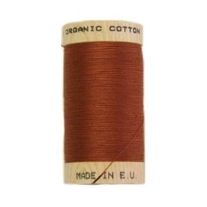 Organic sewing thread, Scanfil Copper 4828