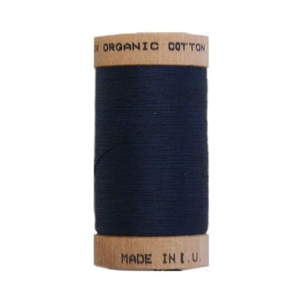 Organic sewing thread, Scanfil Denim Blue 4815