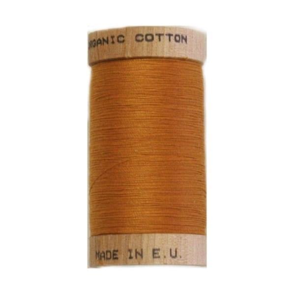 Organic sewing thread, Scanfil Gold 4826