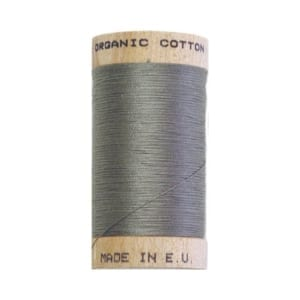 Organic sewing thread, Scanfil Grey 4832