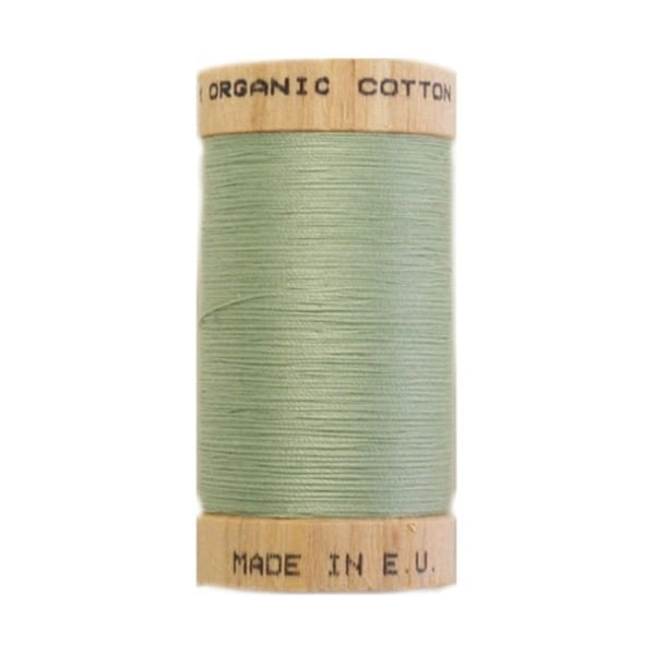 Organic sewing thread, Scanfil mint 4820