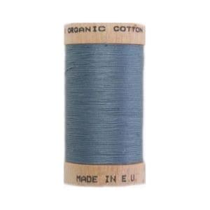 Organic sewing thread, Scanfil Petrol blue 4816