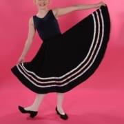 Character, Ballet, Skirt, Footlights Academy